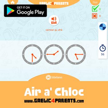 Air A Chloc Android4