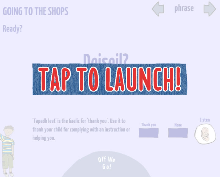 click here to launch